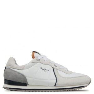 PEPE JEANS TINKER CITY 21 PMS30728 FACTORY WHITE