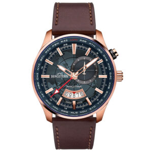BERGSTERN B037G185 ACTIVE BROWN LEATHER